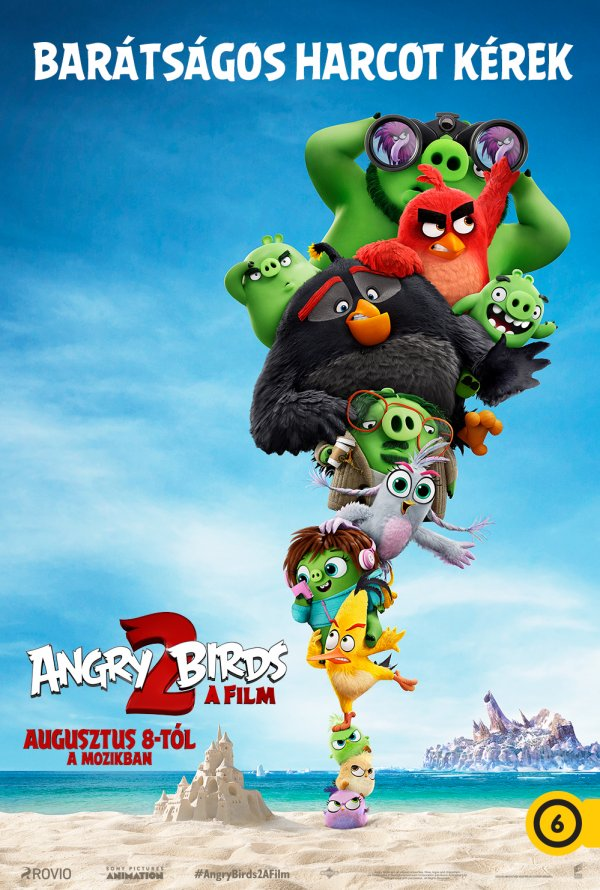 Angry Birds 2 - A film 2D